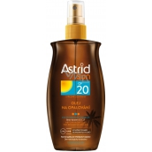 Astrid Sun oil on opal.OF20 200ml spray 2703