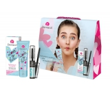Dermacol Love My Face Facial Cream 50 ml + Selfie Mascara Black 6 ml, cosmetic set