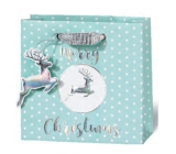 BSB Luxury gift paper bag 23 x 19 x 9 cm Christmas VDT 430 - A5