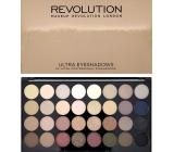 Makeup Revolution Ultra Eyeshadows Flawless 32 gauge palette 16 g