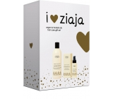 Ziaja Argan oil smoothing hair shampoo + hair serum, cosmetic set