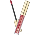 Pupa Rock & Rose Matt Lip Fluid liquid metallic lipstick 001 Insolent Red 3 ml