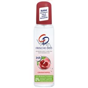 CD Granateapfel- Pomegranate body deodorant antiperspirant for women 75 ml