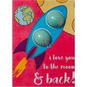 Bomb Cosmetics I Love You To The Moon & Back Sparkling wish with ballistic 40 g