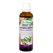 Dr. Popov Ashwagandha (Sweet Vitana) original herbal drops for good sleep, mental health and stress relief dietary supplement 50 ml