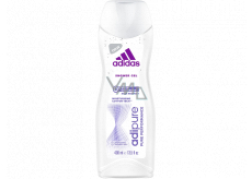 Adidas Adipure shower gel without soap ingredients and dyes for women 400 ml