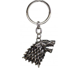 Epee Merch Game of Thrones Game of Thrones- Stark Metal keychain 4.5 x 6 cm