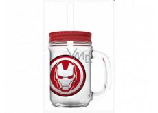 Epee Merch Marvel Plastic glass 690 ml