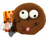 Magnum Vinyl Biscuit whistling toy for dogs 9 cm