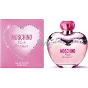 Moschino Pink Bouquet toaletní voda pro ženy 50 ml
