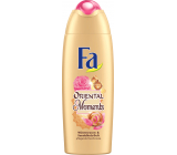 Fa Oriental Moments Desert Rose & Sandalwood Scents shower gel 250 ml