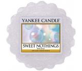 YANKEE VOSK fragrance 22g Sweet Nothings 3587