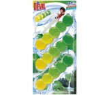 Dr.Devil Bicolor WC curtain 5Ball 3x35g Natur Fresh 0425