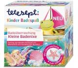 Tetesept Little Mermaid bath ball for children 140 g