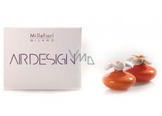 Millefiori Air Design Diffuser mini orange flower 2 pieces