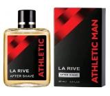 La Rive Athletic Man AS 100 ml mens aftershave