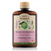 Green Pharmacy Anti-cellulite massage oil 200 ml