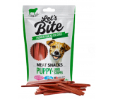 Brit Lets Bite Lamb strips for puppies and young dogs 80 g