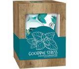 Kneipp Goodbye Stress shower gel 250 ml + body lotion 200 ml, cosmetic set