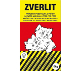 Zverlit Ecological red litter for cats and rodents with a coarse clump of 6 kg