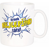 Albi Megahrnek XXL Mug of the best dad! 850 ml