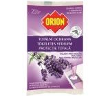 Orion Total protection Lavender balls against moths 20 pieces