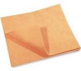 Clanax Petr Washing cloth nonwoven orange 50 x 60 cm, 180 g, 1 piece