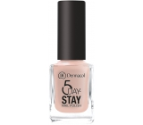 Dermacol 5 Day Stay Long nail polish 08 Nude Skin 11 ml