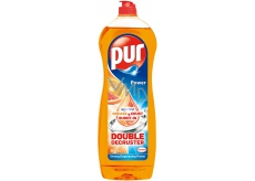 Pur Duo Power Orange & Grapefruit prostředek na mytí nádobí 900 ml