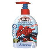 Spiderman liquid soap 300ml EXP 12/18
