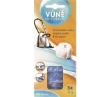 Cossack Vacuum scent White cotton 3 x 10 g