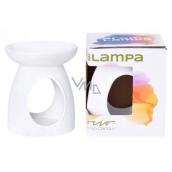 AROMALAMPA ceramic 100x115 Smooth white 9471