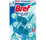 Bref toilet block 4 Color Act.Ocean 2x50g 9769