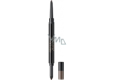 Artdeco Brow Duo eyebrow pencil with foam applicator 12 Ebony 0.3 g