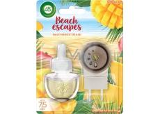 Air Wick Beach Escapes Maui mango splash electric air freshener set 19 ml