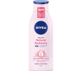Nivea Natural Radiance body lotion for normal to dry skin 400 ml