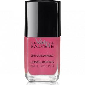 Gabriella Salvete Longlasting Enamel nail polish 34 Fandango 11 ml