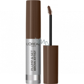 Loreal Paris Brow Artist Plump & Set eyebrow gel 105 Brunette 4.9 ml
