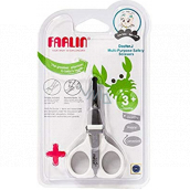 Baby Farlin Scissors with file for children 3+