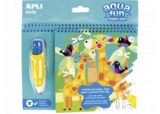 Apli Water painting ZOO with water pen