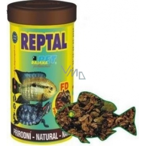 Dajana Reptal natural mixture for all types of turtles and terrarium animals 100 ml