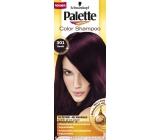 Schwarzkopf Palette Color Shampoo tónovací barva na vlasy 301 - Bordó