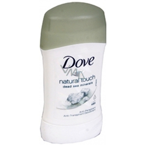 Dove Natural Touch antiperspirant deodorant stick for women 40 ml