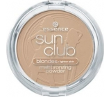 Essence Sun Club Blondes matt bronze powder 01 Natural 15 g