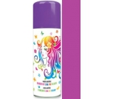 Angel washable colored purple hair spray 125 ml