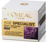 Loreal Paris Age Specialist 55+ night cream for wrinkles 50 ml
