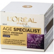 Loreal Age Age Specialist 55+ Wrinkle Night Cream 50 ml