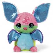 Nici Bublinový netopýr Slucky Plyšová hračka nejjemnější plyš 16 cm