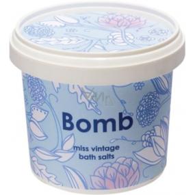 Bomb Cosmetics Velvet vintage - Vintage Velve bath salt 365 ml