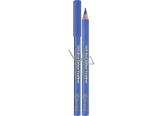 Dermacol 12H True Colour Eyeliner dřevěná tužka na oči 02 Electric blue 2 g
